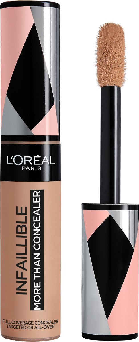 LOréal Paris Make-Up Designer Infaillible More Than Concealer - 329 Cashew - Dekkende Concealer