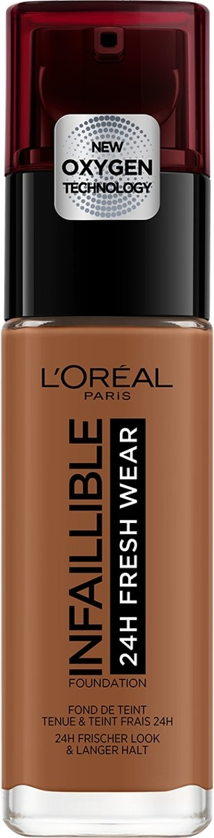 LOréal Paris Make-Up Designer Infallible 24H Fresh Wear - 365 Deep Golden - Foundation