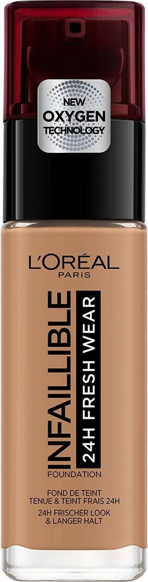 LOréal Paris Make-Up Designer Infallible 24Hr Fresh Wear Foundation 320 Caramel