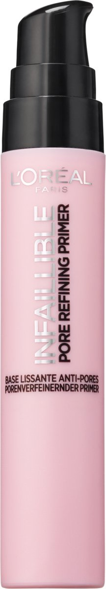 LOréal Paris Make-Up Designer Infallible The Primers - 06 Pore Refining - Egaliserende Primer