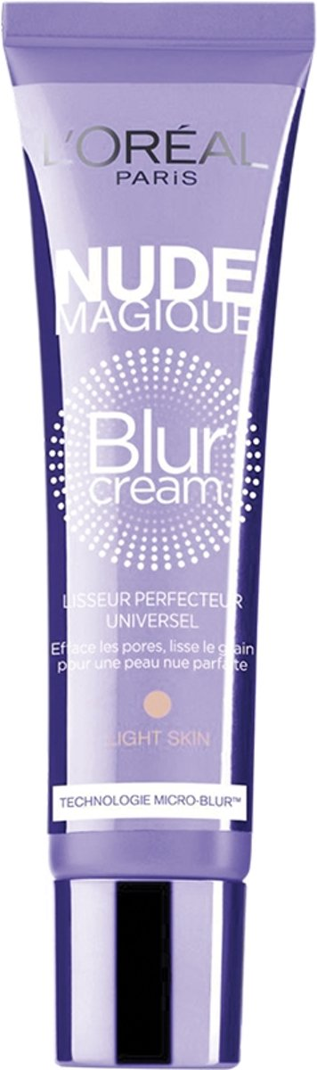 LOréal Paris Nude Magique Blur Cream - Light to Medium Skin