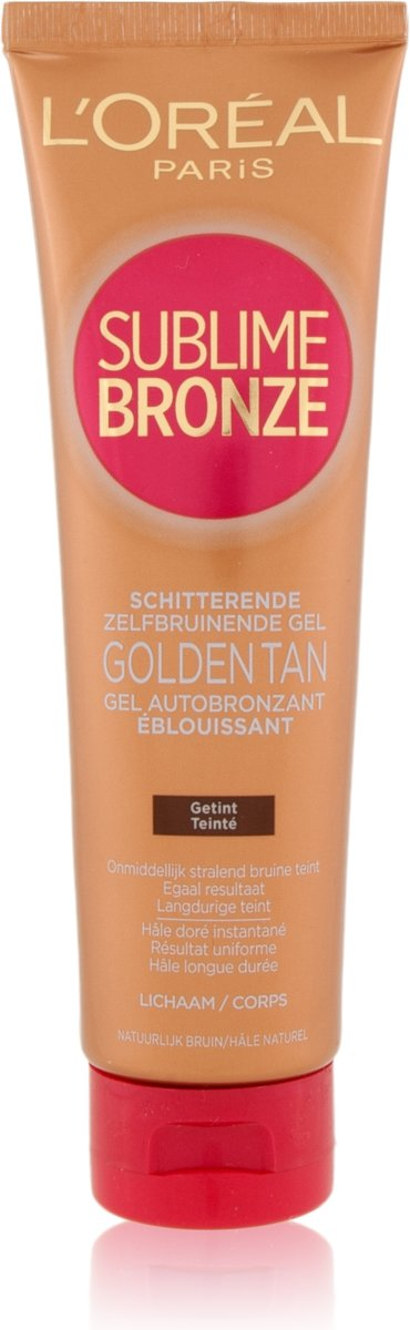 LOréal Paris Sublime Sun Sublime Bronze Golden Tan