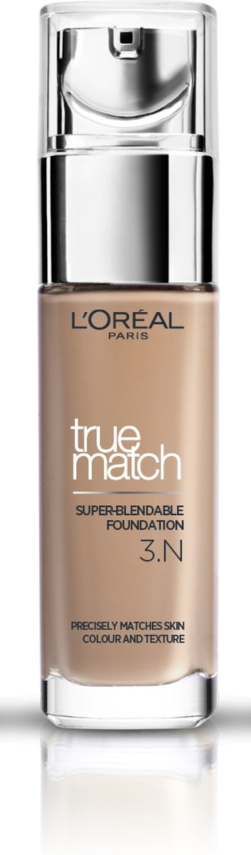 LOréal Paris True Match Foundation - 3N Beige Crème