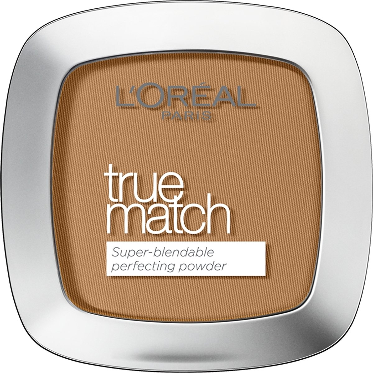 LOréal Paris True Match Poeder - W8 Golden Cappuccino