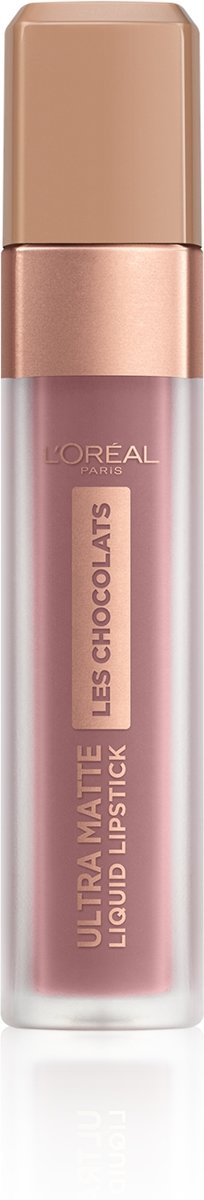 LOréal Paris Ultra Matte Liquid Lipstick Les Chocolats 842 Candy Man