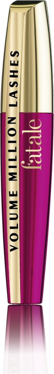 LOréal Paris Volume Million Lashes Fatale Mascara - Zwart