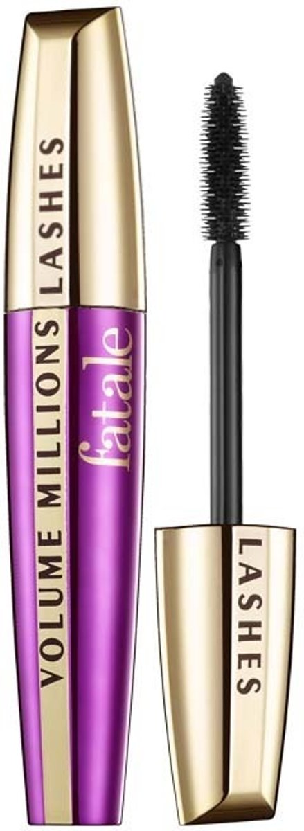 LOréal Paris Volume Million Lashes Mascara Fatale - Black