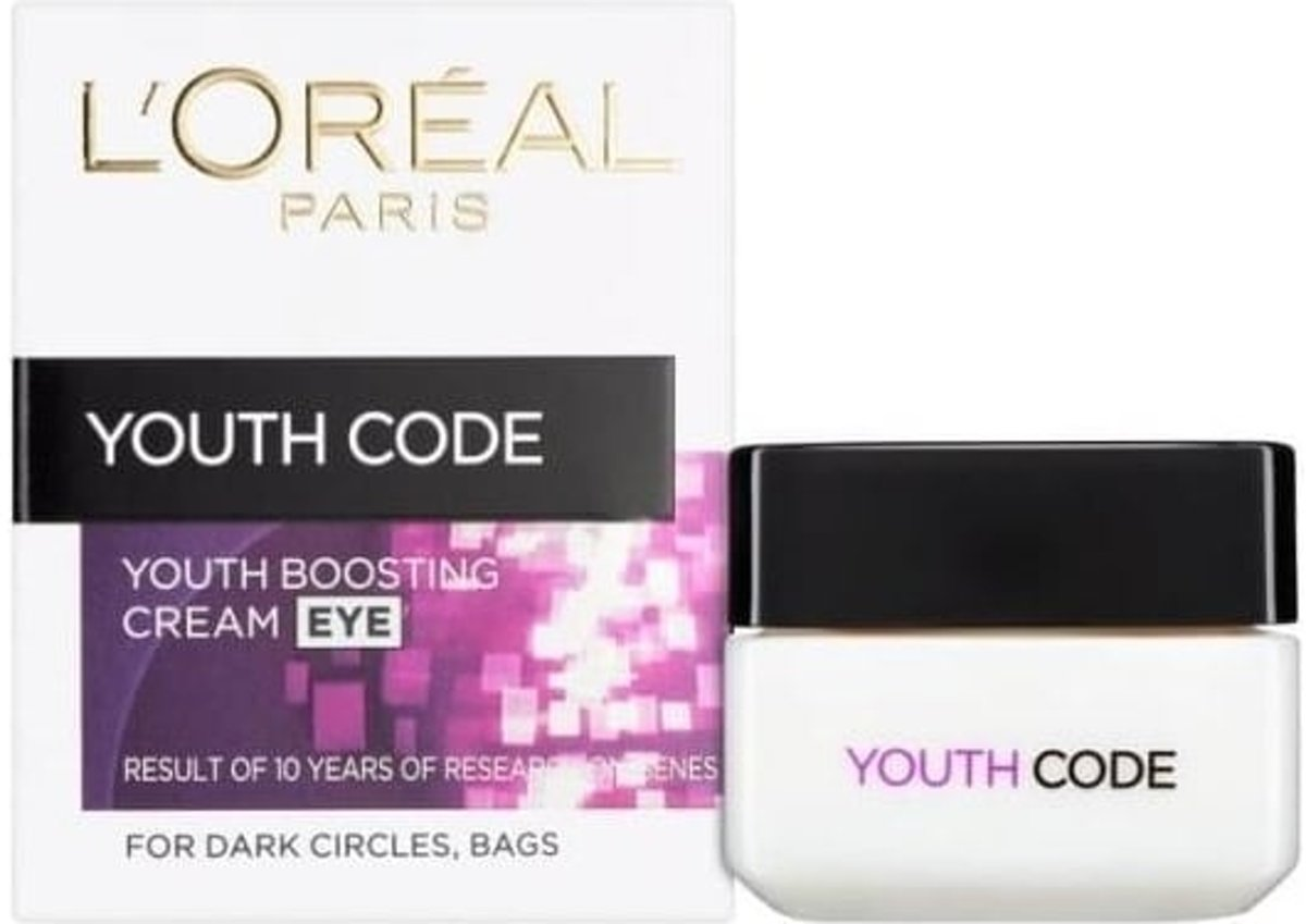 LOréal Paris Youth Code Boosting Eye Cream