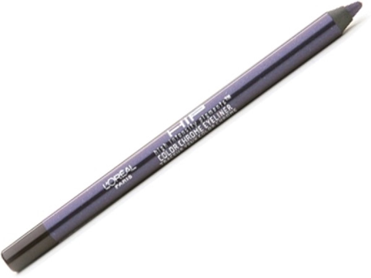 LOreal Eyeliner - Color Chrome 965 Violet Volt