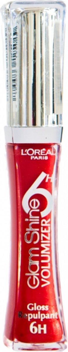 LOreal Glam Shine lipgloss - 505 Absolutely Red