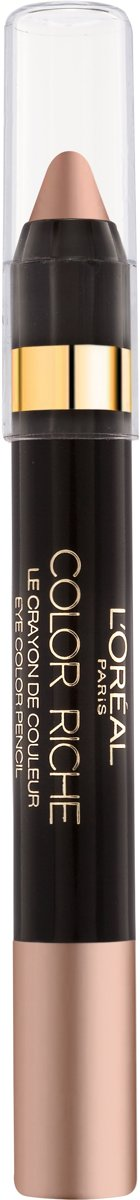LOreal Paris Color Riche - 03 Smoky Taupe - Taupe - Oogpotlood