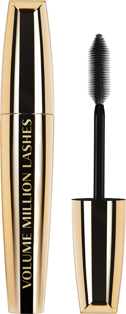LOreal Paris Volume Million Lashes Mascara - Zwart