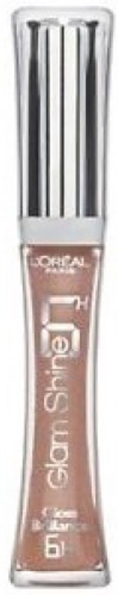 Loreal - Glam Shine 6H - Lipgloss - 300 Golden Tattoo