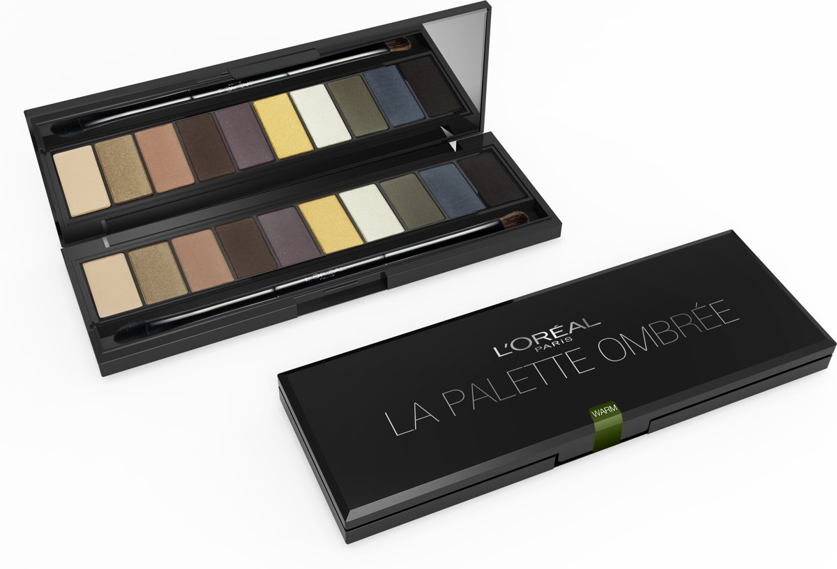Loreal Oogschaduw Palette Ombree