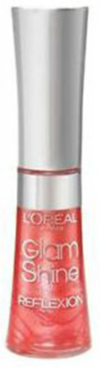 Loreal Paris Glam Shine Lip Gloss - 401 Crystal Rose Glow