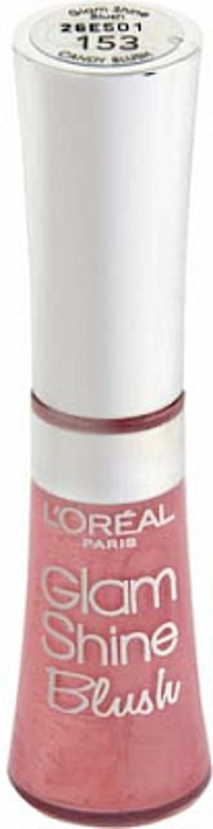 Loreal Paris Lipgloss Glam Shine - Candy Blush 153