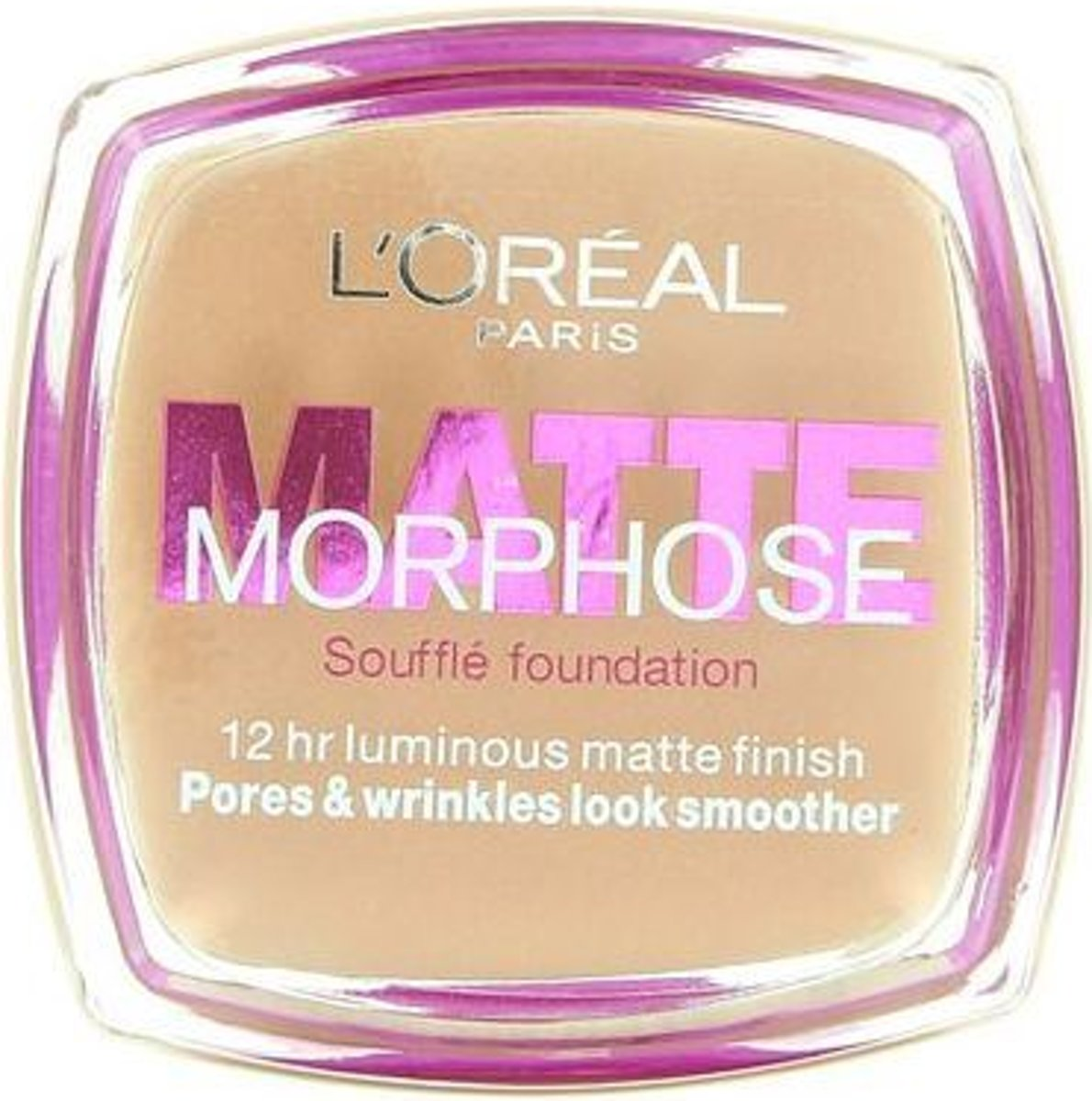 Loreal Paris Matte Morphose Foundation - Ivoire Dore 115