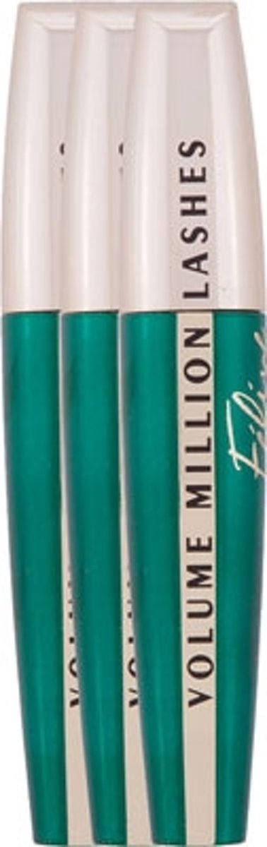 Loreal Paris Volume Million Lashes Mascara Feline 1 Voordeelverpakking