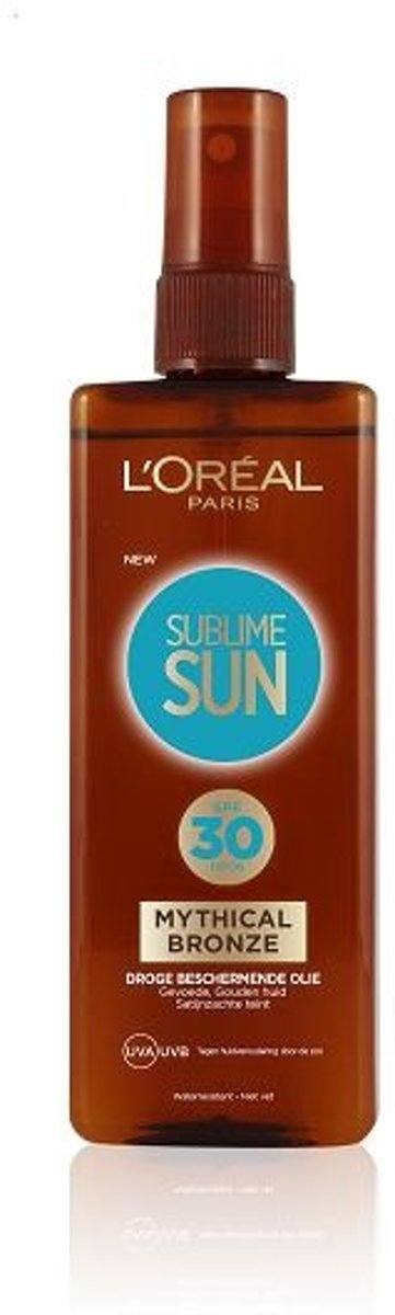 Sublime Sun Mythical Bronze Oil SPF 30