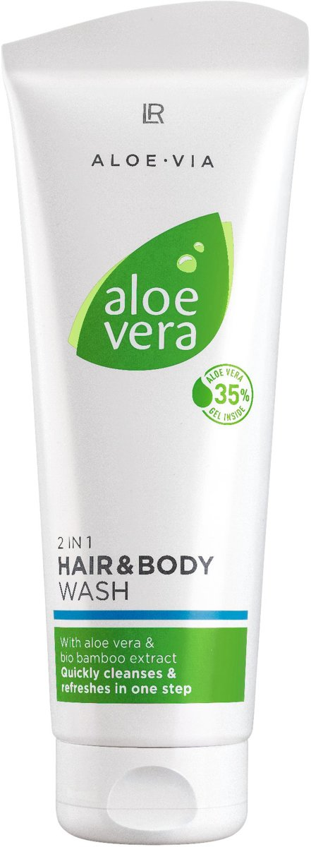 Aloë Vera Hair & Body Wash