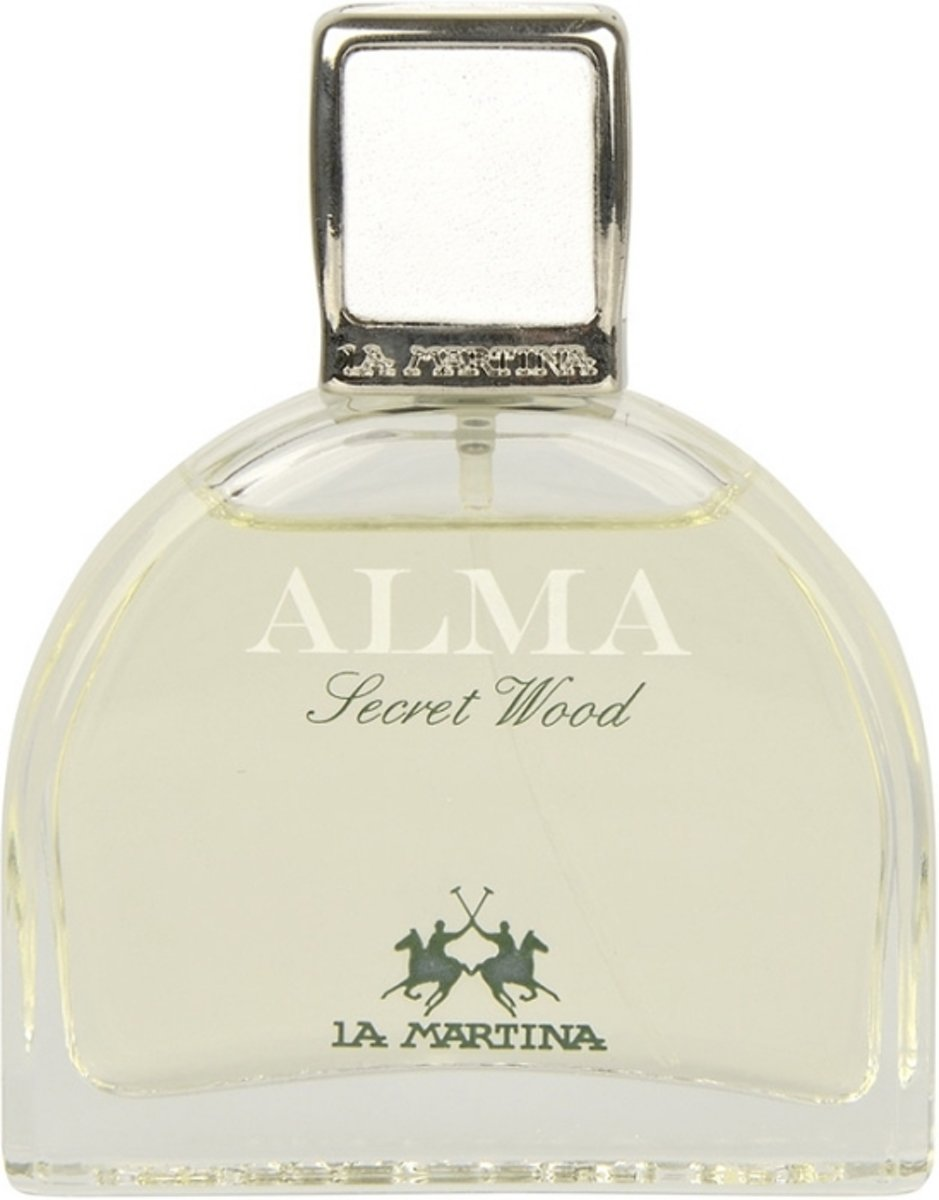 La Martina Alma Secret Wood Eau de Parfum Spray 50 ml