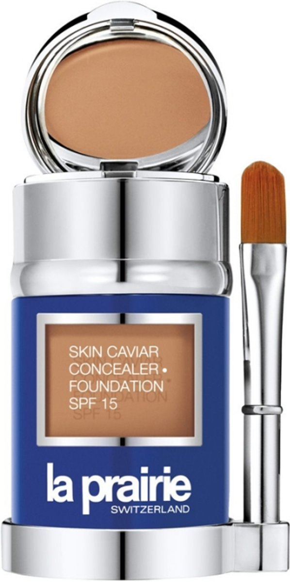La Prairie Skin Caviar Concealer ● Foundation Foundation 30 ml - Mocha