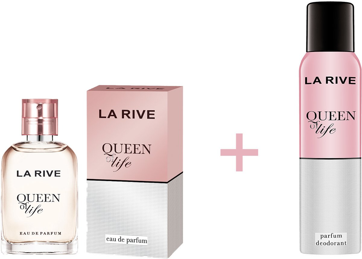 La Rive  - Queen of life 30ml + Deo