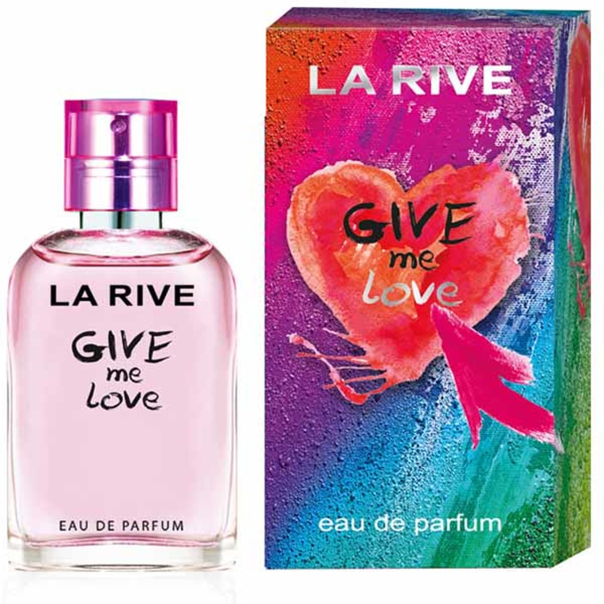 La Rive Give me Love - 30 ml- Eau de Parfum