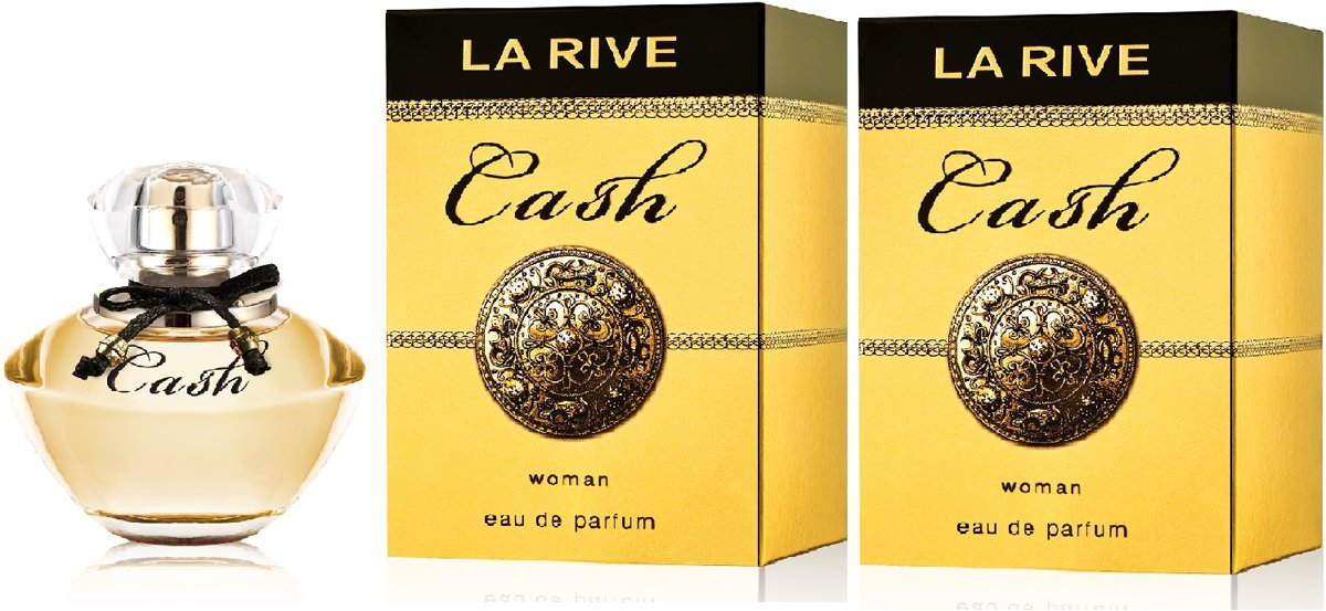 La Rive Multipack - 2x Cash Woman 90ml