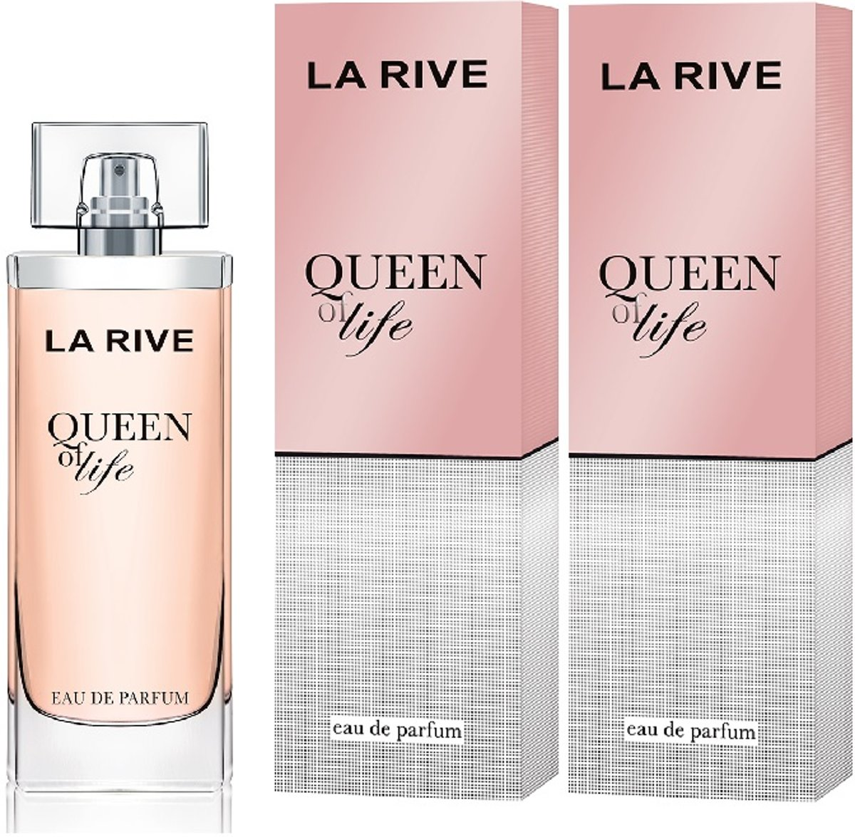 La Rive Multipack - 2x Queen of Life 75ml