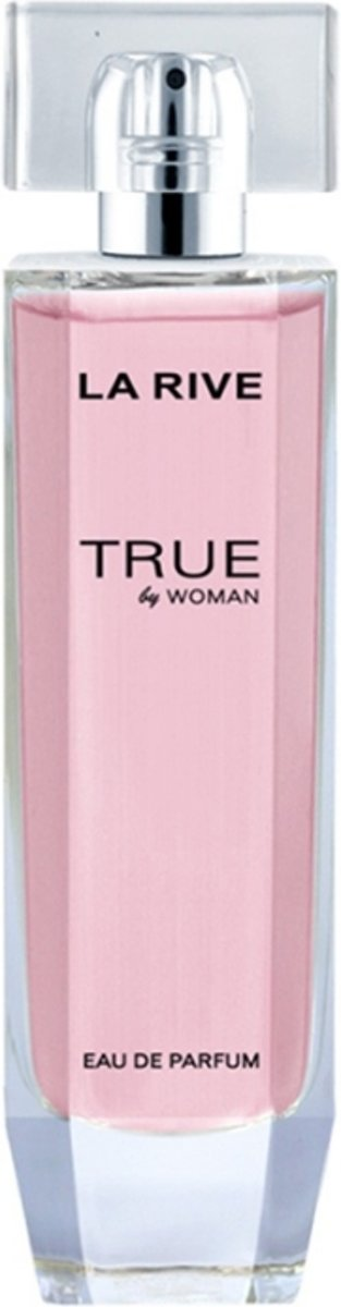 La Rive True By Woman - 90 ml - Eau de Parfum