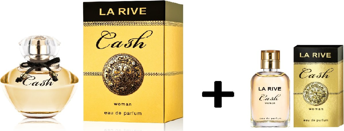 La rive Multipack - Cash Woman 90ml + 30ml