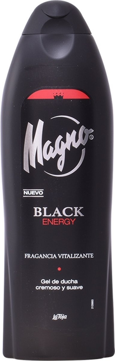 MULTI BUNDEL 5 stuks La Toja Magno Black Shower Gel 550ml