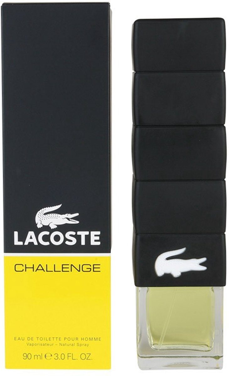 Lacoste - CHALLENGE - eau de toilette - spray 90 ml