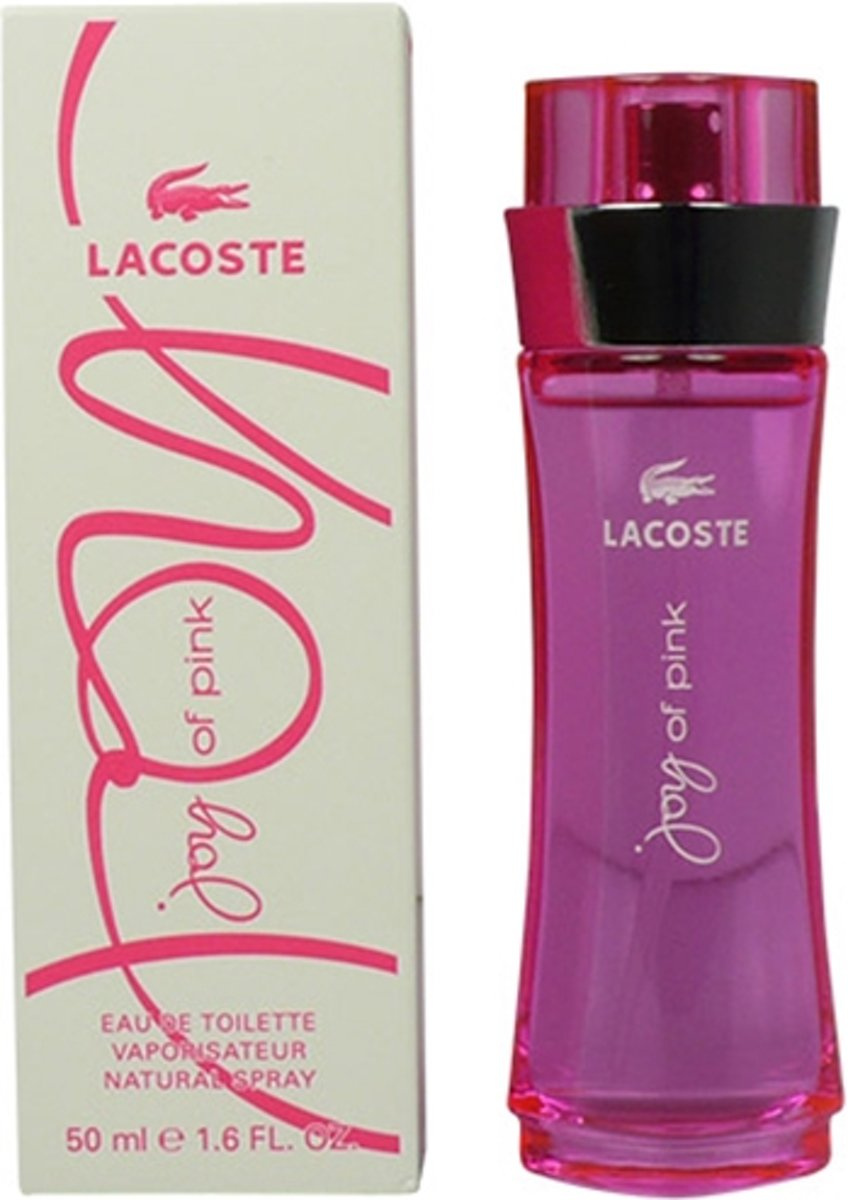 Lacoste - JOY OF PINK - eau de toilette - spray - 50 ml