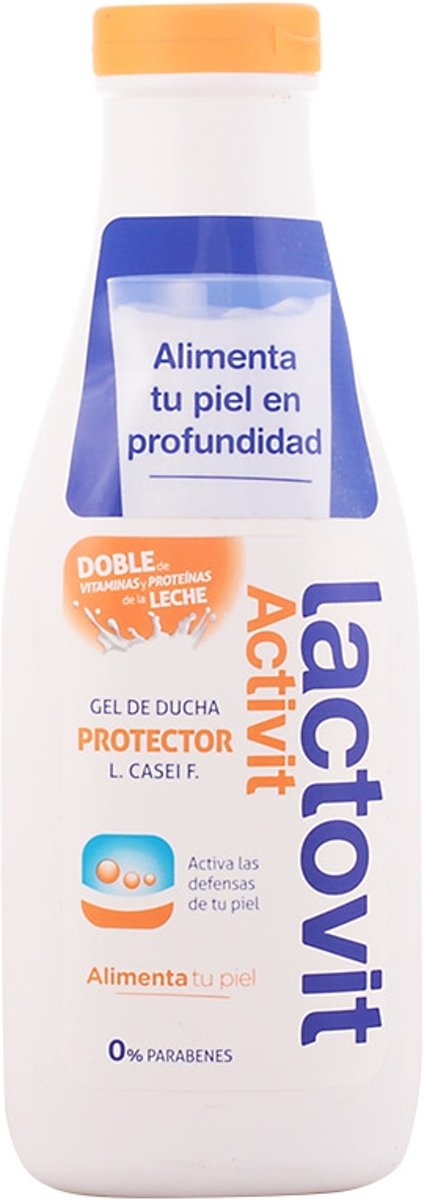 MULTI BUNDEL 5 stuks Lactovit Activit Shower Gel 600ml