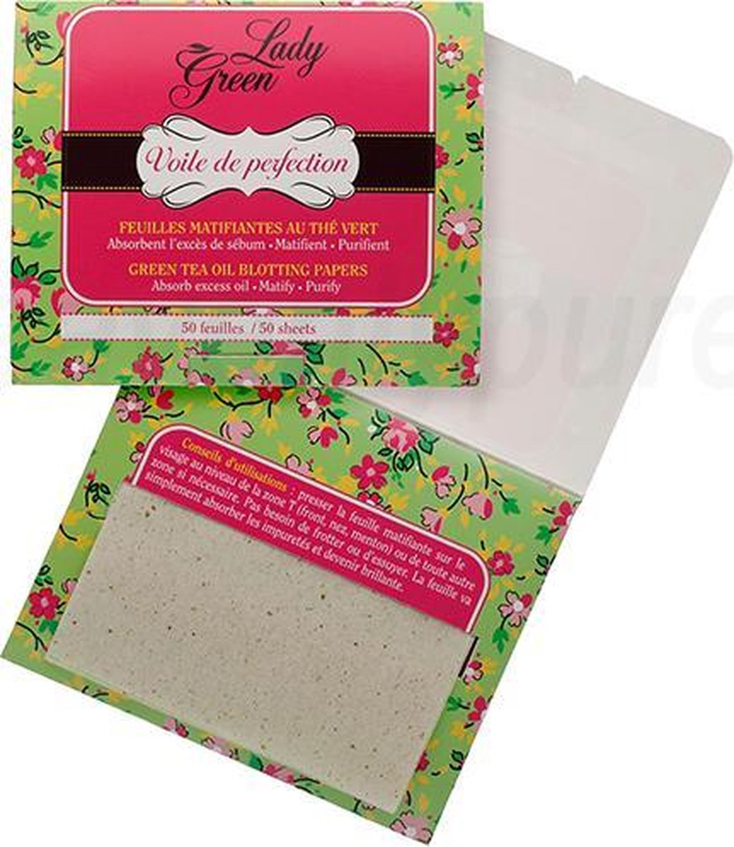 Voile de Perfection - Blotting Sheets