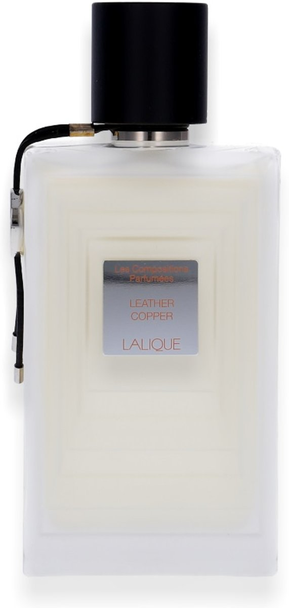 Lalique Leather Copper Eau De Parfum 100Ml