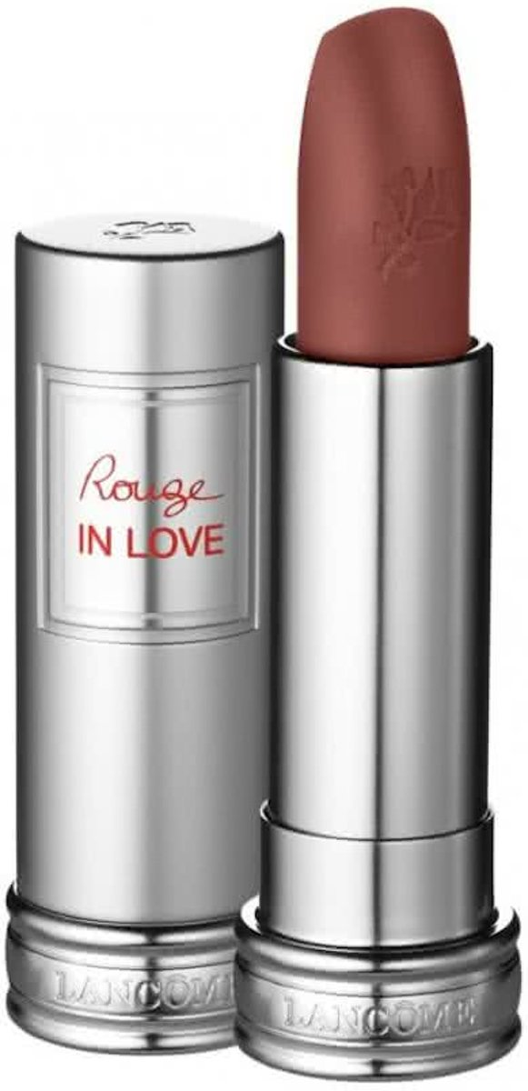 Lancôme Rouge in Love Lipstick 1 st - 287N - Sultry Simplicity - Chocolate brown