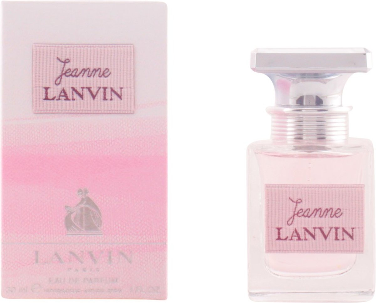 MULTI BUNDEL 2 stuks JEANNE LANVIN Eau de Perfume Spray 30 ml