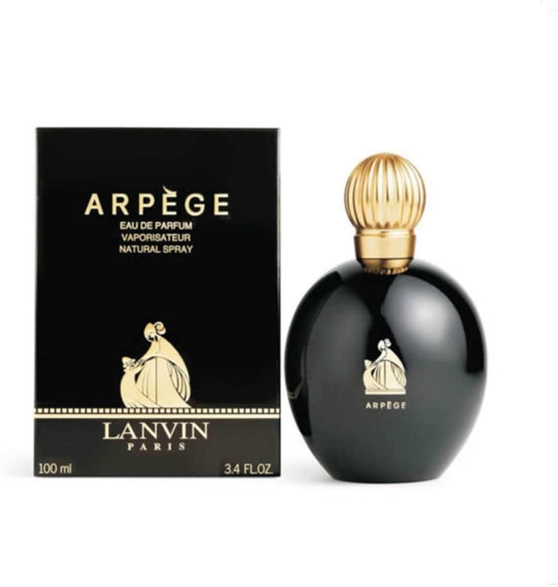 MULTI BUNDEL 2 stuks Lanvin Arpege Eau De Perfume Spray 100ml