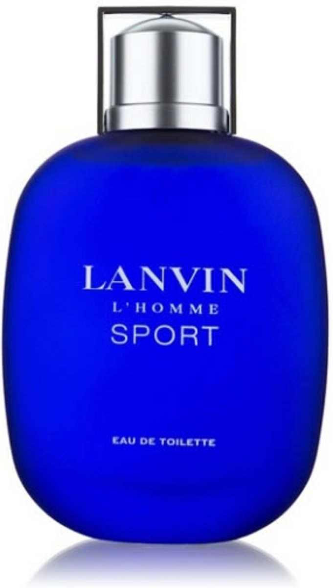 MULTI BUNDEL 3 stuks Lanvin Lhomme Sport Eau De Toilette Spray 100ml