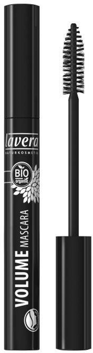 Lavera volume mascara black * 9 ml