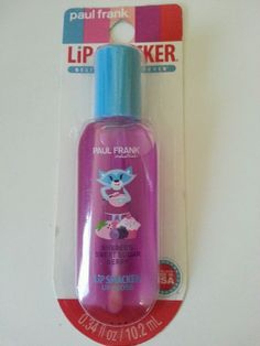 Lipsmackers Paul Frank - Sweet Sugar Tube