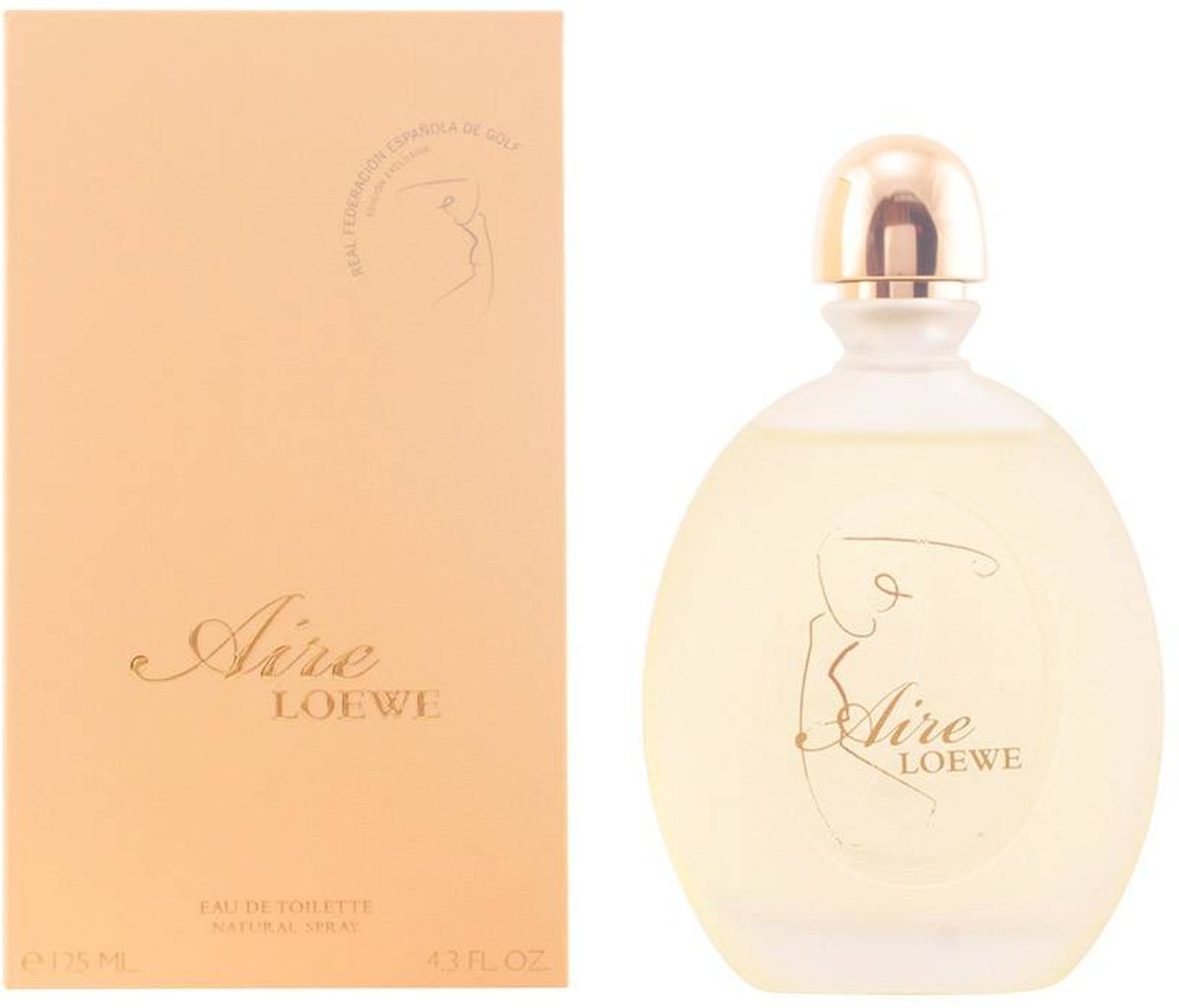 AIRE GOLF eau de toilette spray 125 ml