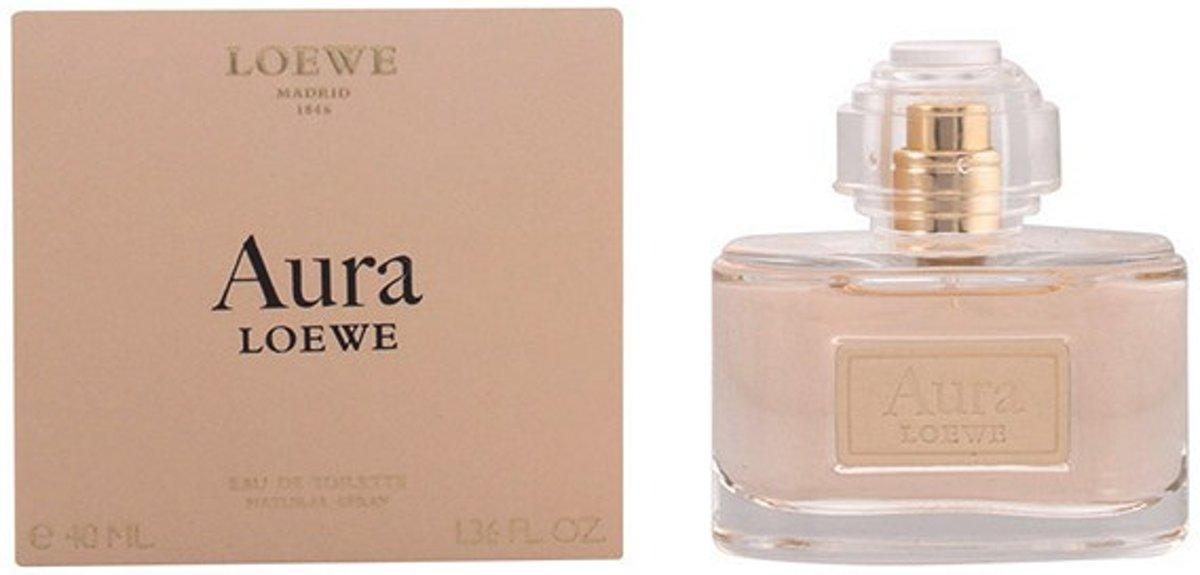 AURA eau de toilette spray 80 ml