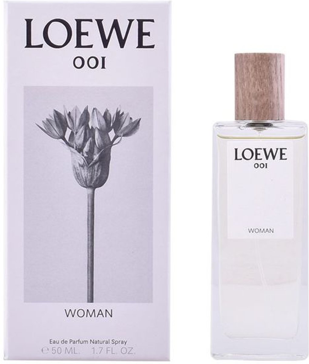 Damesparfum 001 Woman Loewe EDP (50 ml)