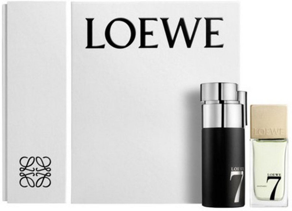 Loewe 7 LOEWE ANÓNIMO SET edp vapo 100 ml + edp vapo 30 ml