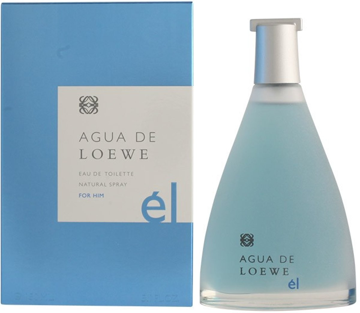 Loewe Agua De El 150 ml - Eau De Toilette Spray Men
