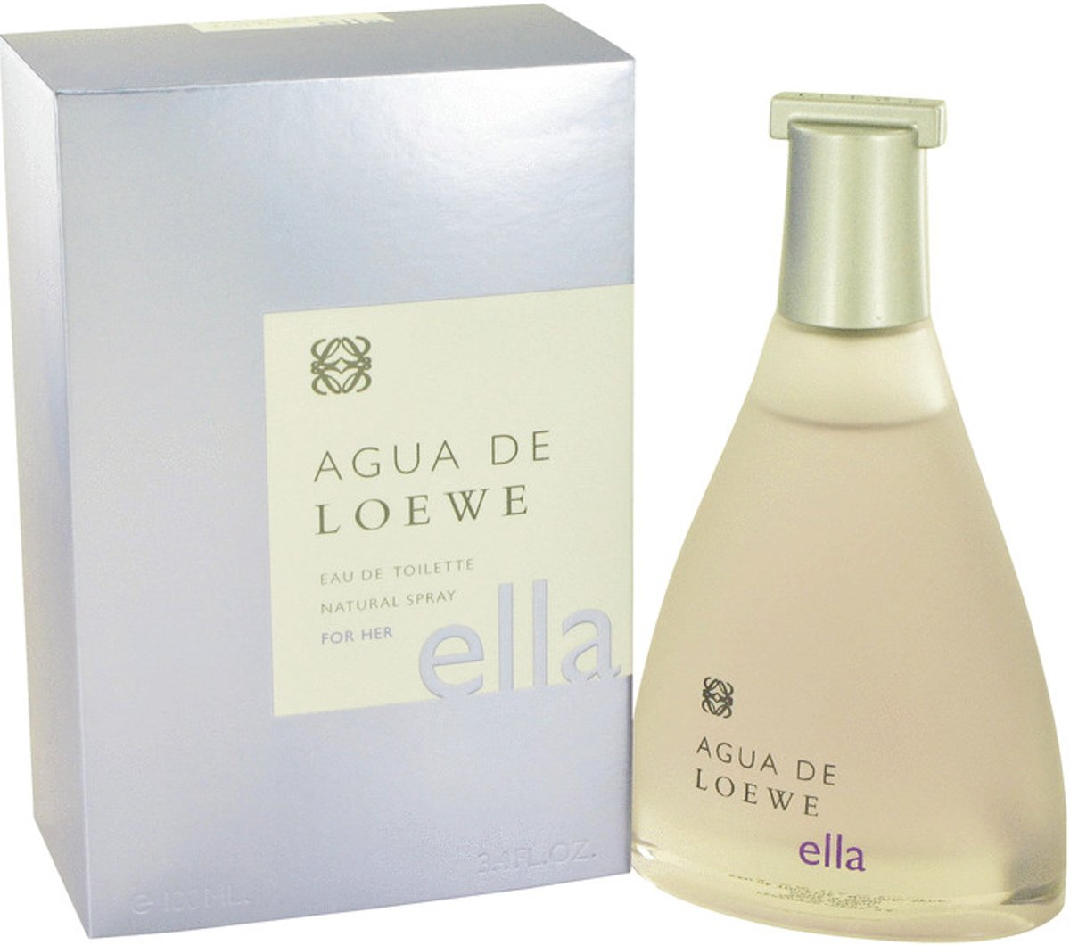Loewe Agua De Ella 151 ml - Eau De Toilette Spray Damesparfum